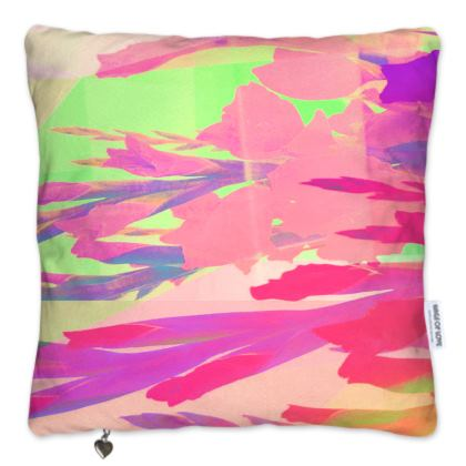 Peachy in Pink Scatter Cushions Set