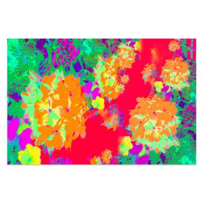 Hydrangea Harmony Multi-Use Sarong