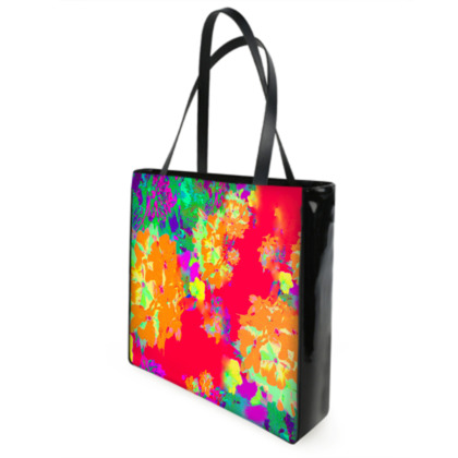Hydrangea Harmony Beach Bag