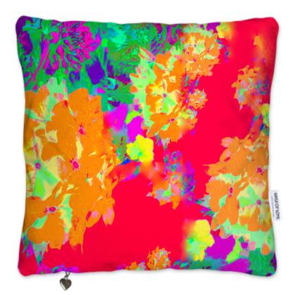 Hydrangea Harmony Scatter Cushion Set