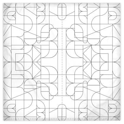 Duvet Covers - Kaleidoscope Lines