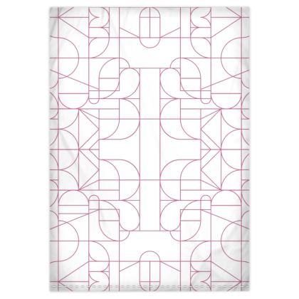 Duvet Covers - Kaleidoscope Lines Neon