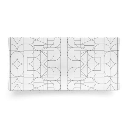 Seder Dish - Kaleidoscope Lines