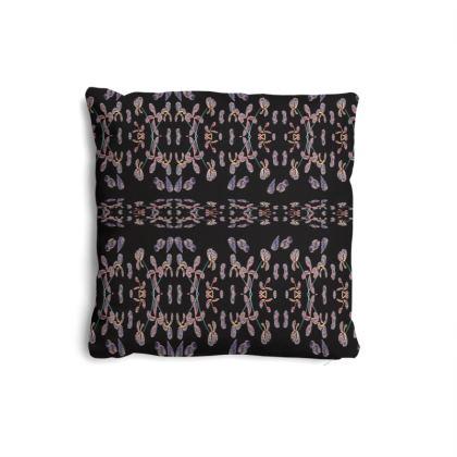 Art Deco Suede High Quality Cushions
