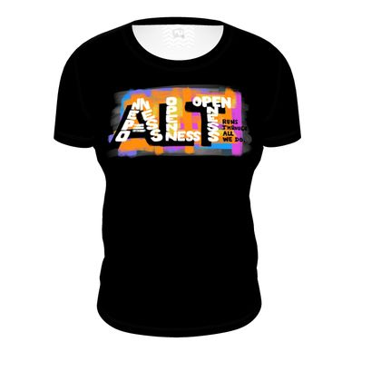 #altc Openness Logo T Shirt (Ladies Fit)