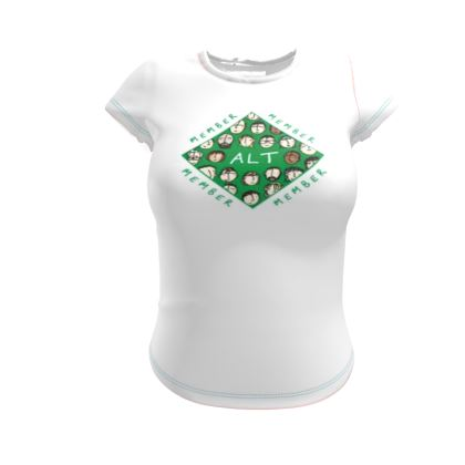 #altc Member Logo T Shirt (Ladies Fit)