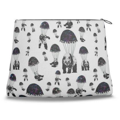 Pandamonium Clutch Bag