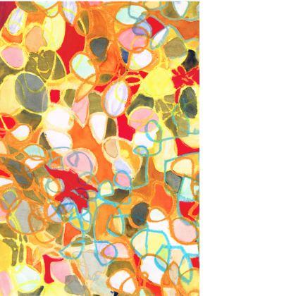 Pebble Mosaic Deckchair