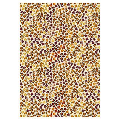 Leopard Skin Collection Double Deckchair