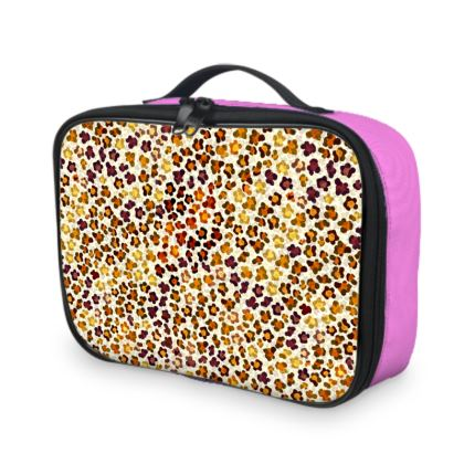 Leopard Skin Collection Lunch Bags