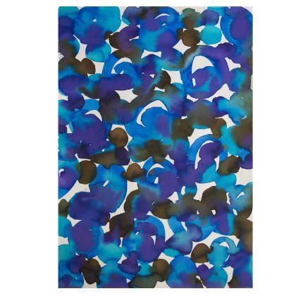 Dreamy Watercolor Deckchair