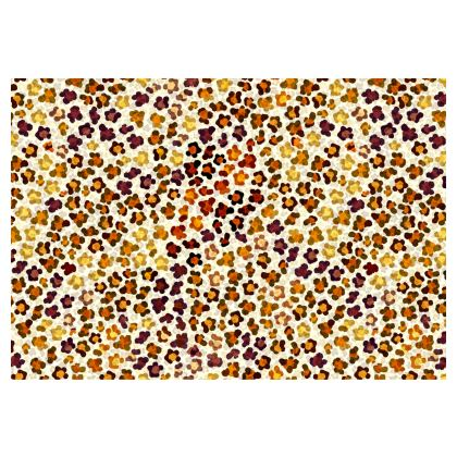 Leopard Skin Collection Occasional Chair