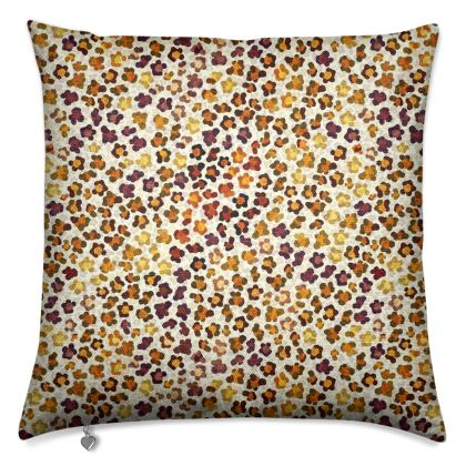 Leopard Skin Collection Cushions