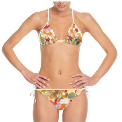 Pebble Mosaic Bikini