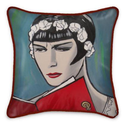 The Diary cushion