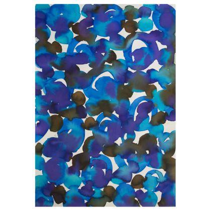 Dreamy Watercolour Double Deckchair
