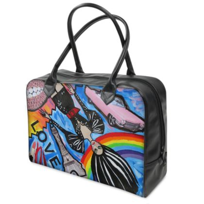 Dreams Leather Holdall