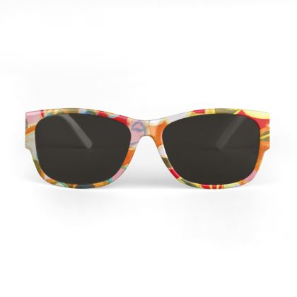 Pebble Mosaic Sunglasses