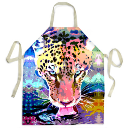 Jaguar Ladies Apron