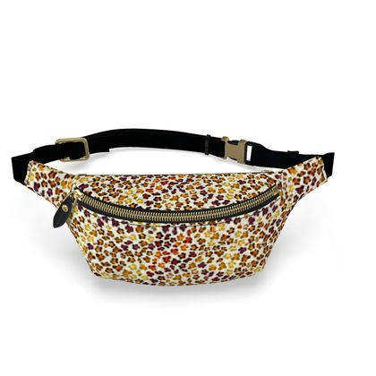 Leopard Skin Collection Fanny Pack