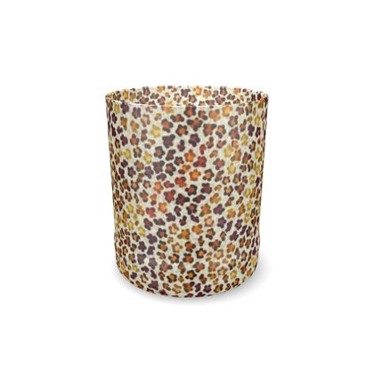 Leopard Skin Collection Whisky Glass
