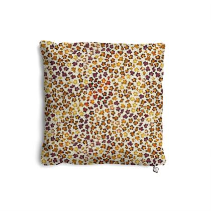 Leopard Skin Collection Pillows Set