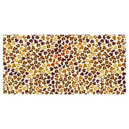 Leopard Skin Collection Mens Wallet