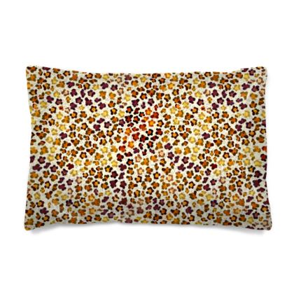 Leopard Skin Collection Pillow Case