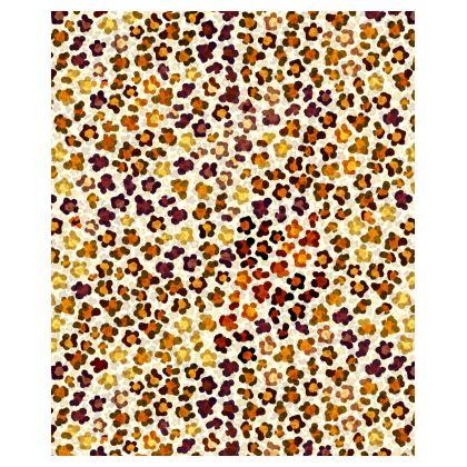 Leopard Skin Collection Shoulder Bag