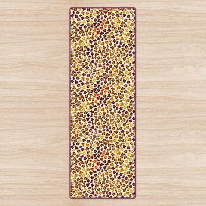 Leopard Skin Collection Yoga Mat