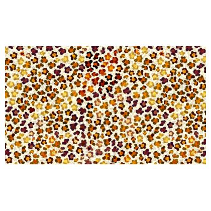 Leopard Skin Collection Christmas Stocking