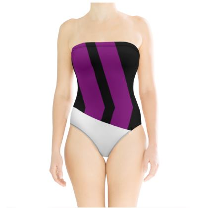 Strapless Swimsuit - Minimal 1