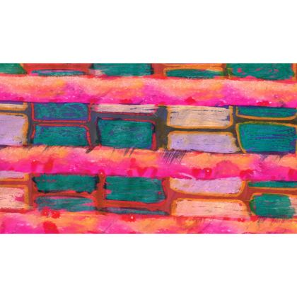 Block & Stripes Trays