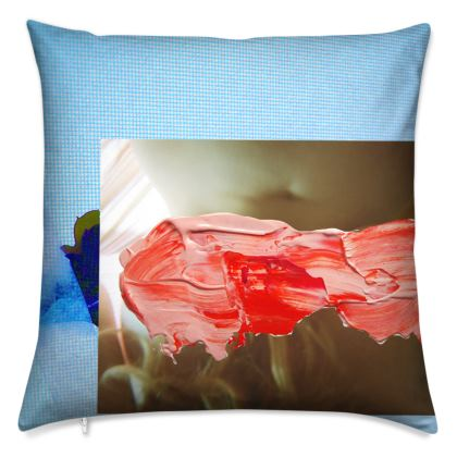 Abstract Nude Cushions