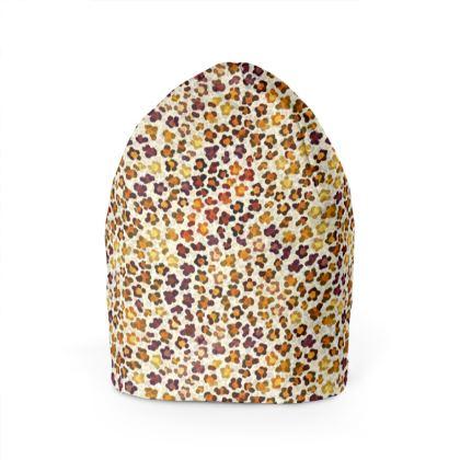 Leopard Skin Collection Beanie