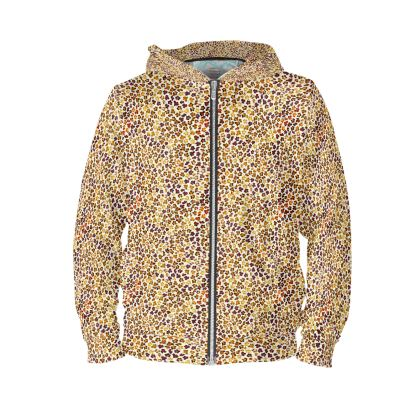 Leopard Skin Collection Hoodie