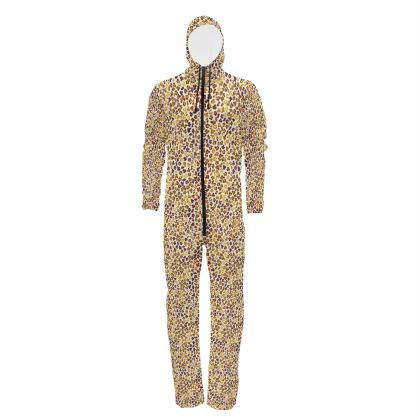 Leopard Skin Collection Hazmat Suit