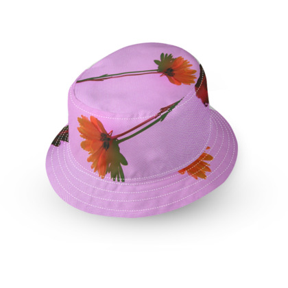 Digi Floral Bucket Hat