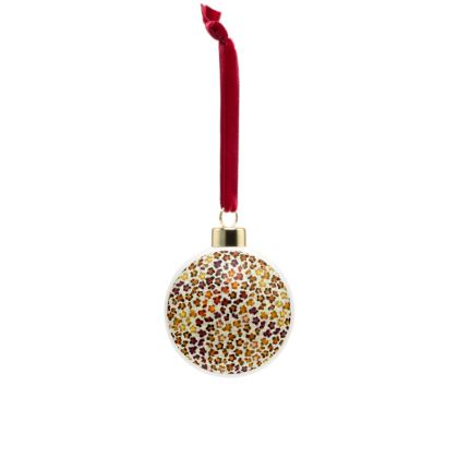 Leopard Skin Collection Bone China Baubles