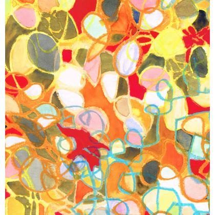 Pebble Mosaic Ornamental Bowl