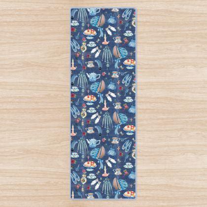 Jane Austen Yoga Mat