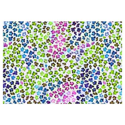 Leopard Skin Multicoloured Collection Occasional Chair