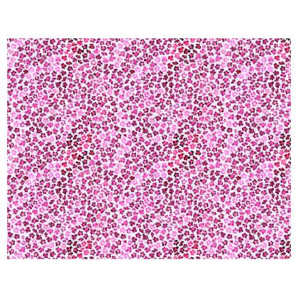 Leopard Skin in Magenta Collection Trays