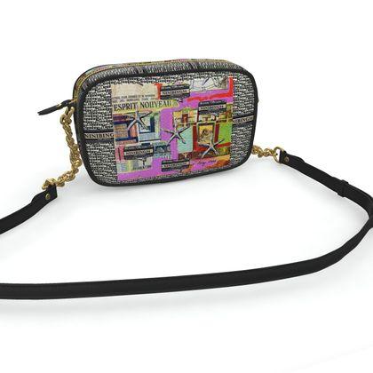 Cross-Body-Bag ZEBRA D