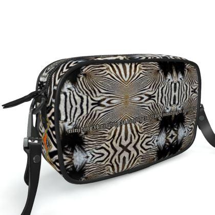 Cros-Body-Bag ZEBRA