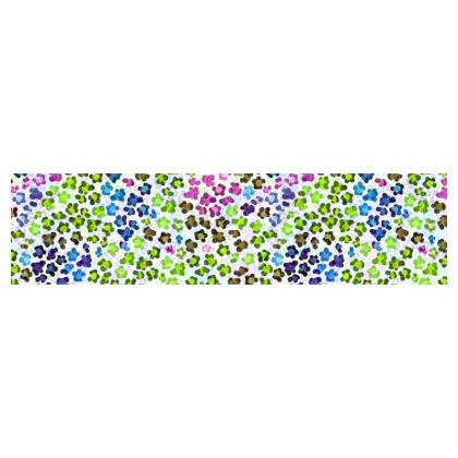 Leopard Skin Multicoloured Collection Cup And Saucer