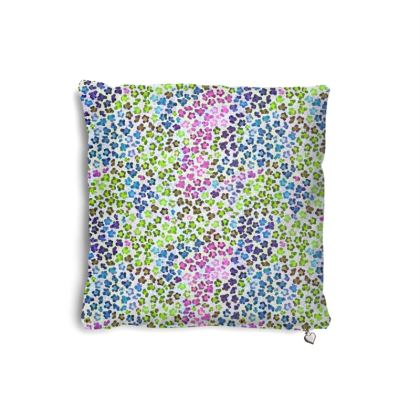 Leopard Skin Multicoloured Collection Pillows Set