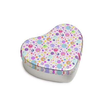 Atomic Collection Sweet Heart Tin