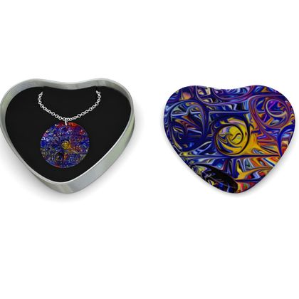 Sterling Silver Necklace Spirals