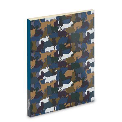 Cat Pocket Note Book